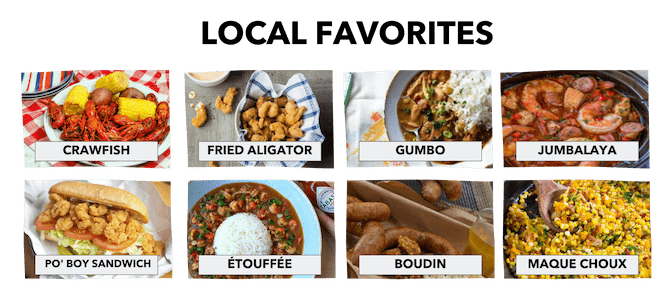 LOCAL FAVORITES